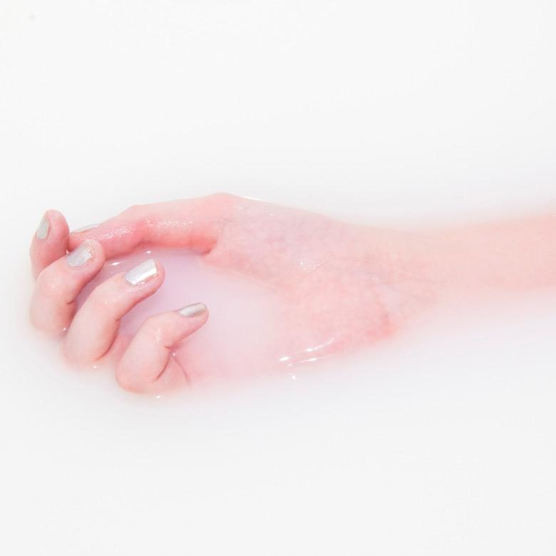 Sensible Haut neigt zu Rötungen.